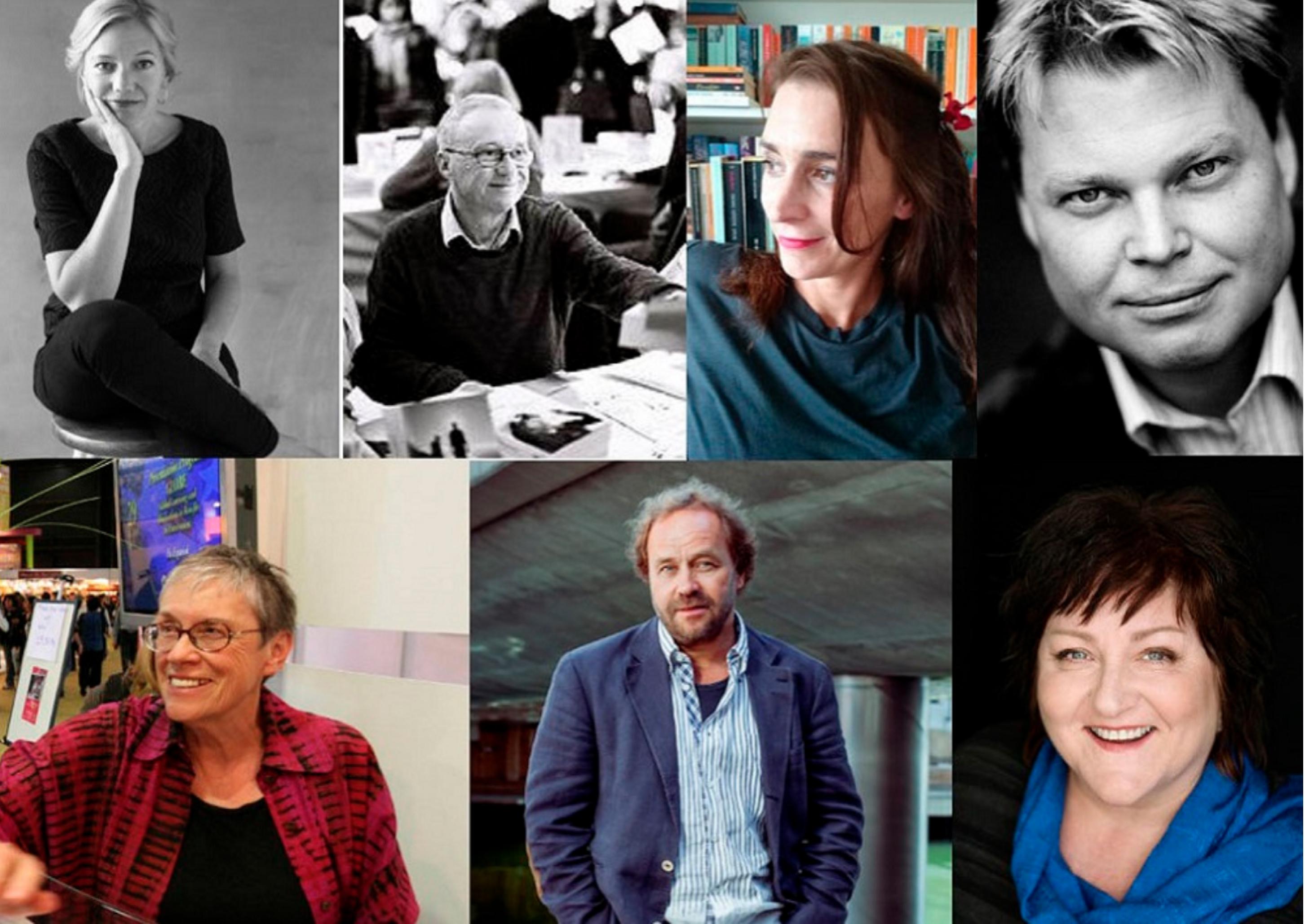 Forfattere Longyearbyen Litteraturfestival 2017