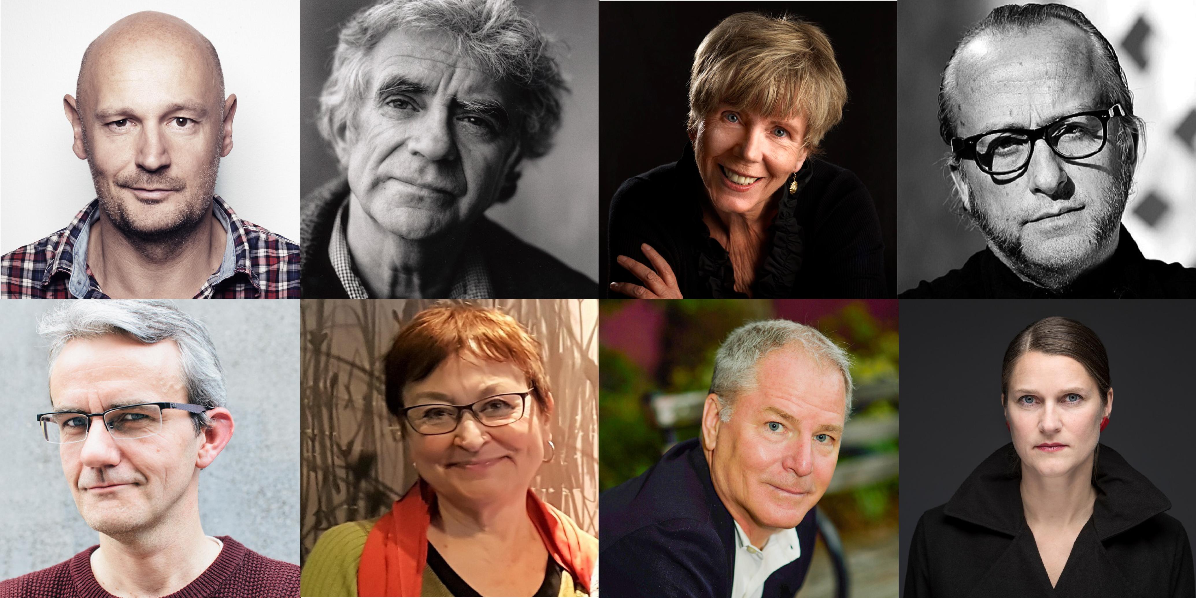 Forfattere Longyearbyen Litteraturfestival 2018