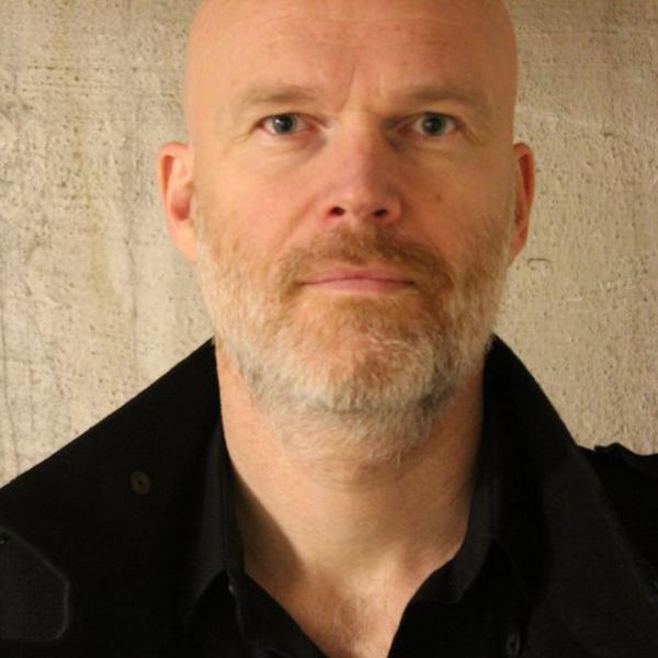 Arne Svingen Longyearbyen Litteraturfestival 2020