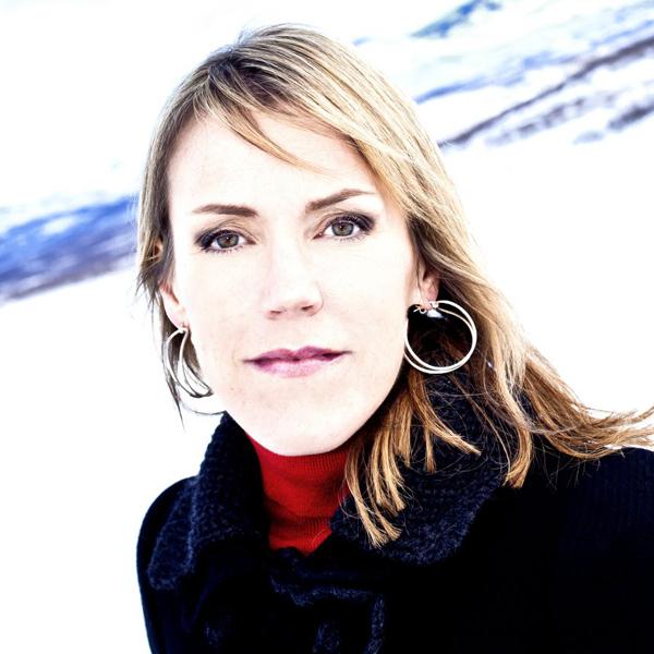 Åsa Larsson Longyearbyen Litteraturfestival 2020