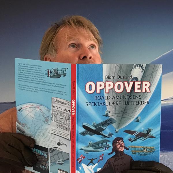 Bjørn Ousland Longyearbyen Litteraturfestival 2020