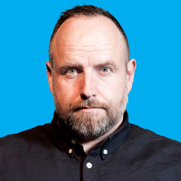 Christer Torjussen Longyearbyen Litteraturfestival 2020
