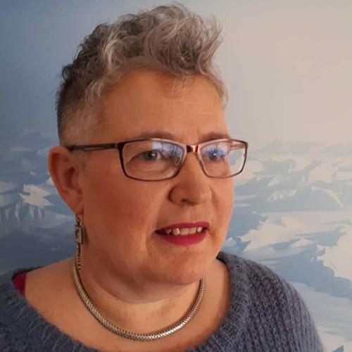 Hilde Henningsen Longyearbyen Litteraturfestival 2020