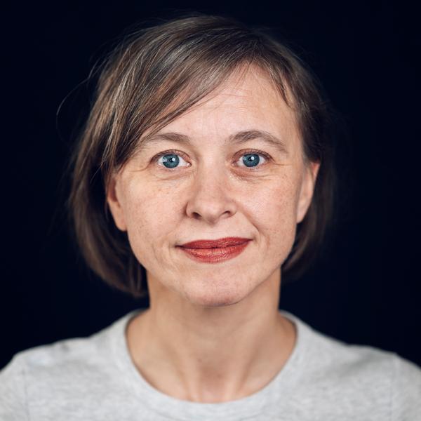 Janne Stigen Drangsholt Longyearbyen Litteraturfestival 2020